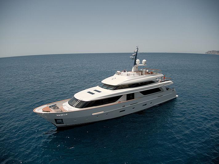 PIACERE yacht Sanlorenzo