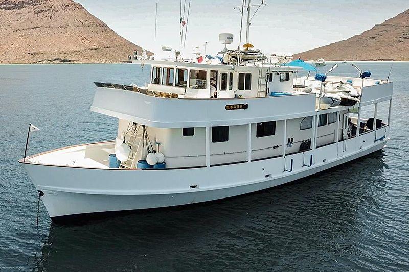 LAURA  yacht Dittmar Donaldson