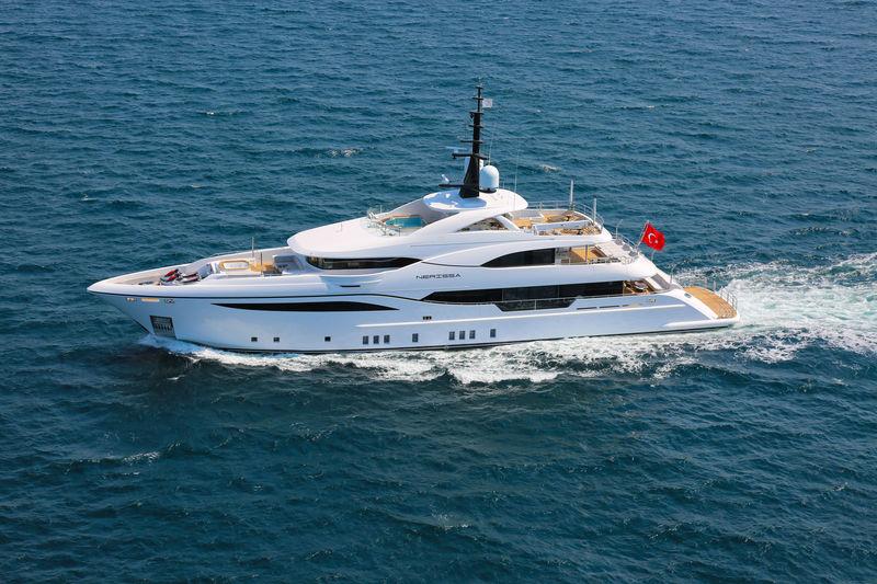 STARBURST III yacht Bilgin Yachts