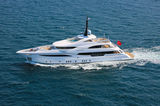 Starburst III Yacht 496 GT