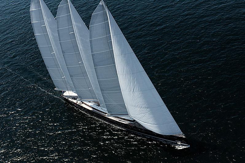 Sea Eagle II yacht sailing
