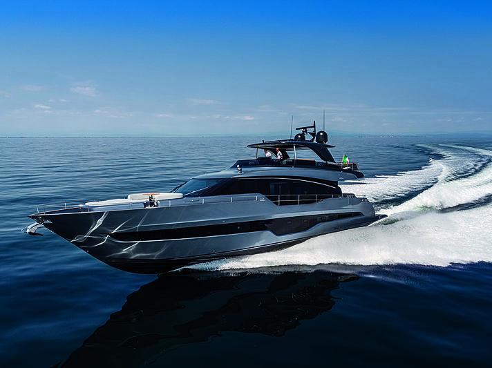 CRANCHI SETTANTOTTO 78/01 yacht Cranchi