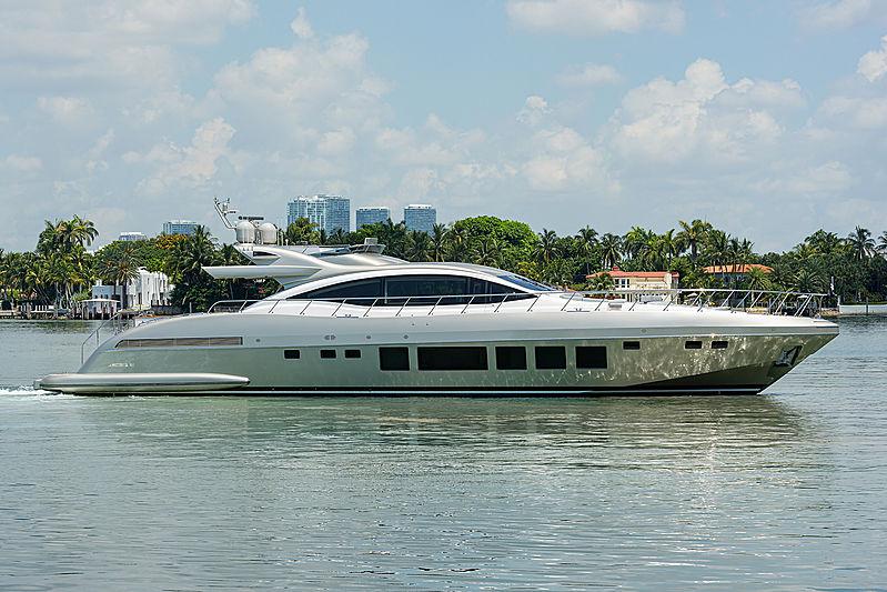 Dopamine yacht profile