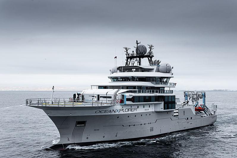 OCEANXPLORER 1 yacht Freire