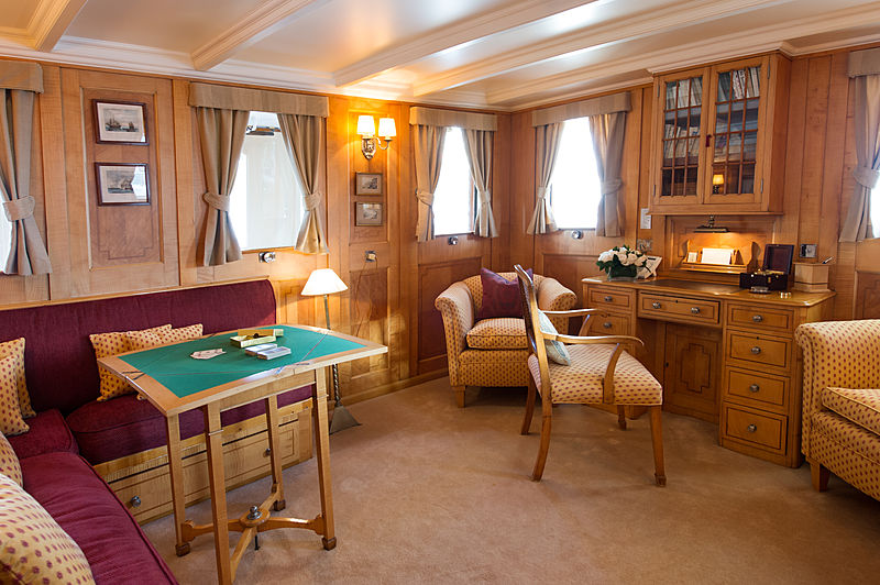 Fair Lady yacht study