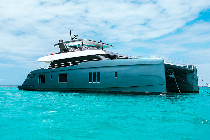 Great White yacht by Sunreef Yachts
