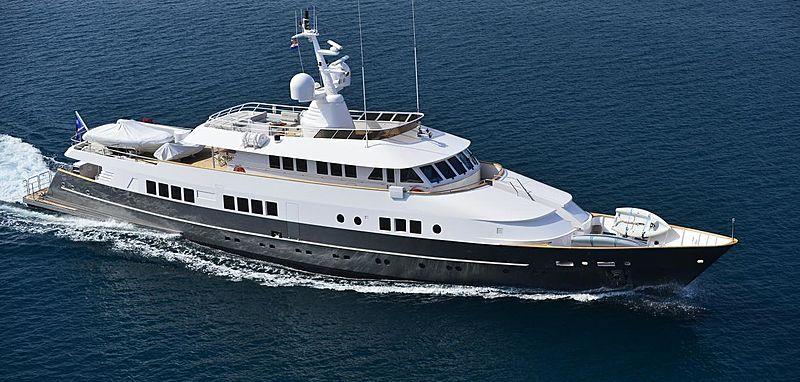 BERZINC yacht Astilleros de Mallorca S.A.