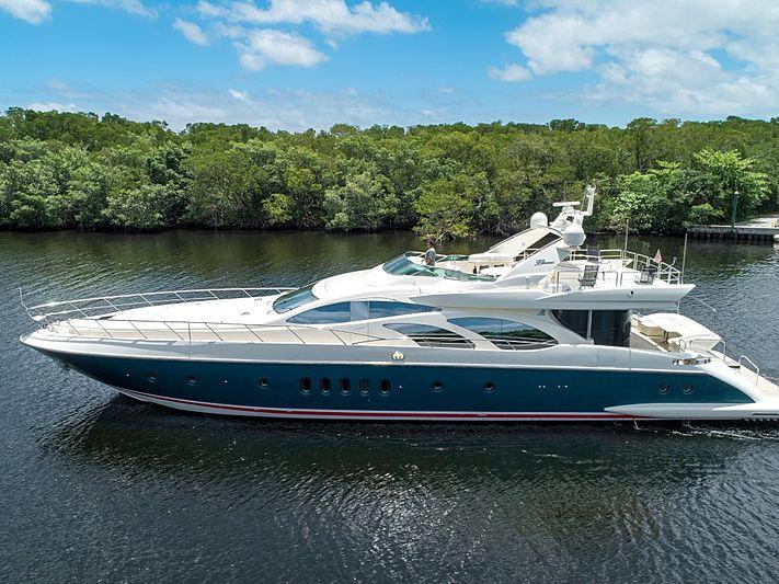 CALAMONTE yacht Azimut