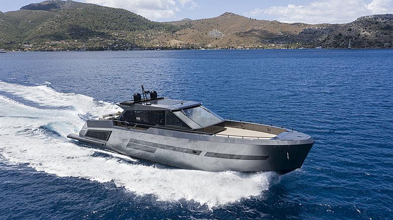 MAZU YACHTS 82/01 yacht Mazu Yachts