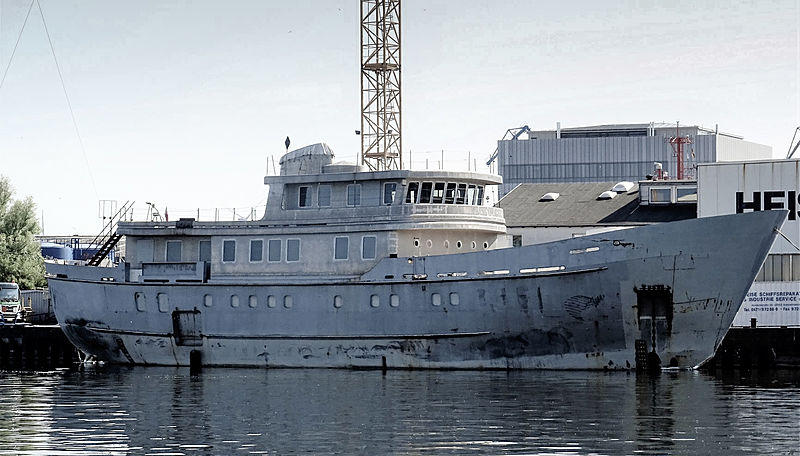 Project Vega in Bremerhaven