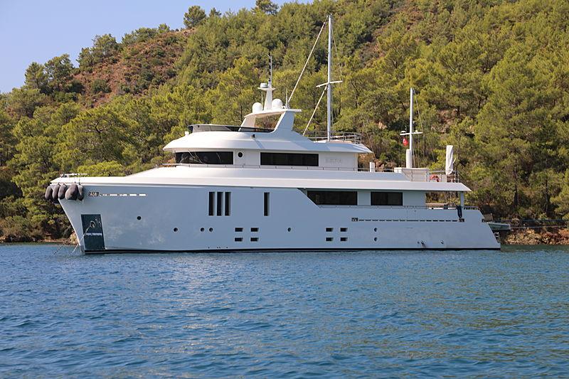 ESPA yacht Aydos Yat