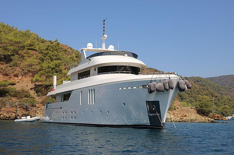 Espa yacht in Gocek