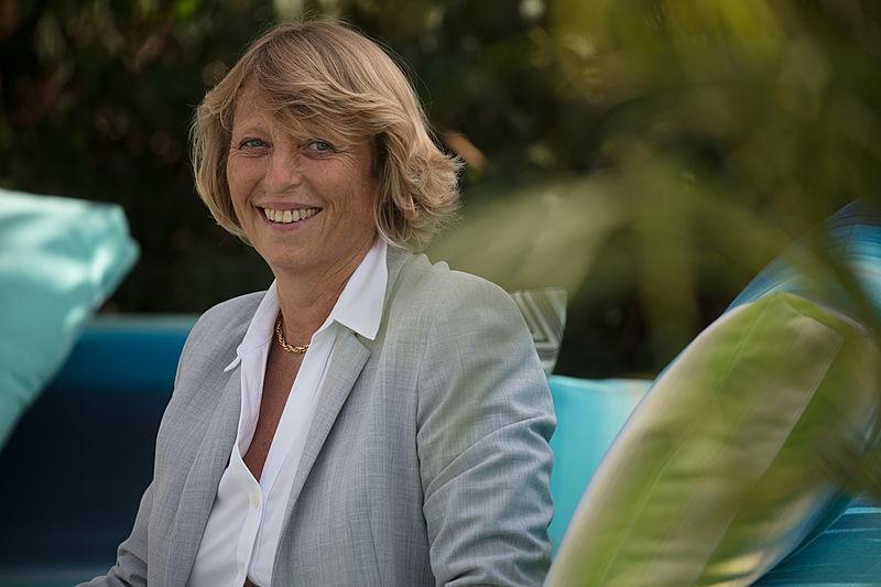 Sylvie Ernoult révèle des détails sur le Cannes Yachting Festival 2020