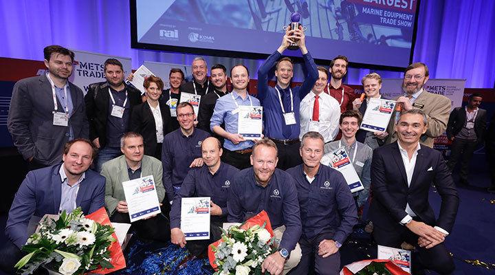 METSTRADE Dame Award Winners 2017