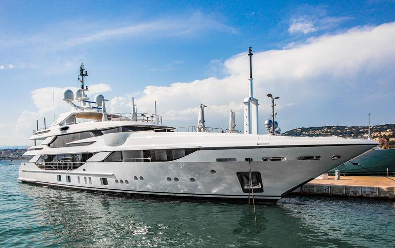 ZAZOU yacht Benetti