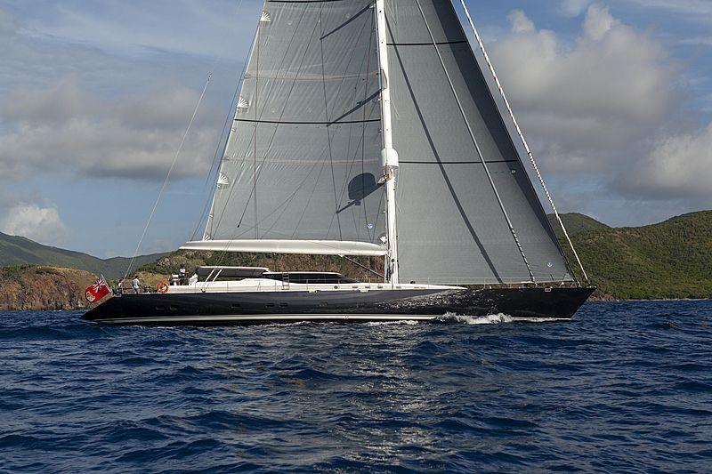 RADIANCE yacht Bayards