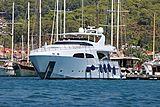 Jafe Tica Yacht 35.6m