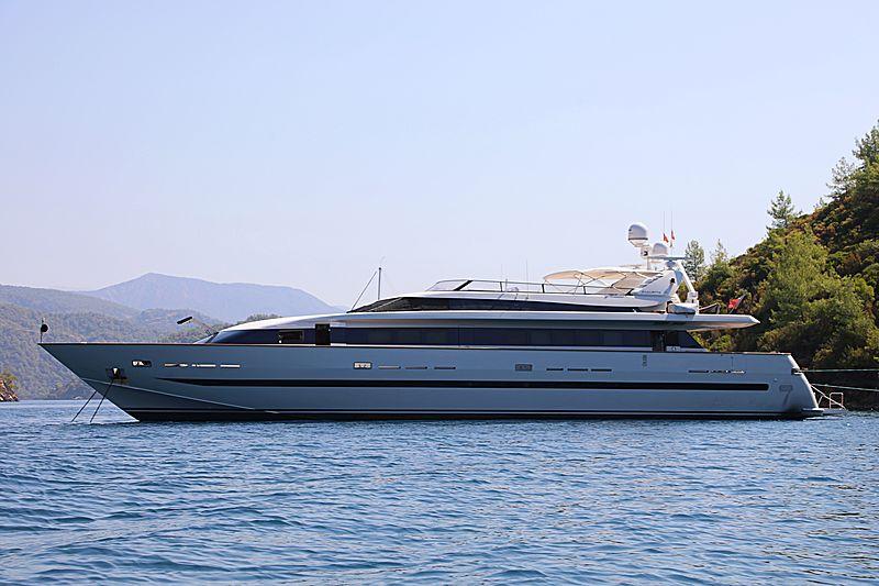 CHRISTO HE yacht Baglietto