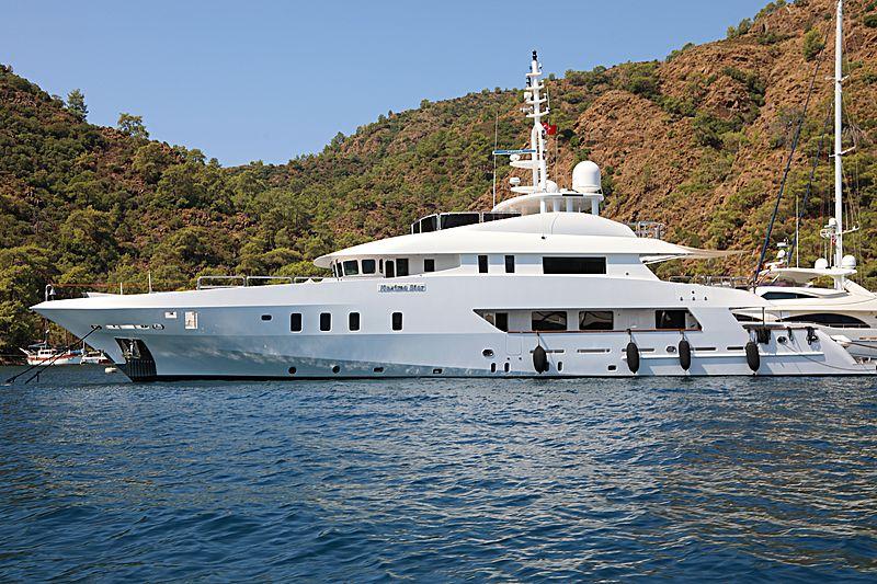 Maxima Star yacht in Gocek