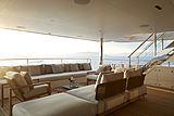 Ink yacht interior main aft deck