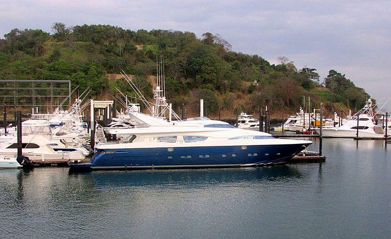 ICE yacht Cantieri Navali Rizzardi