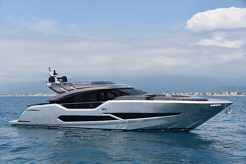 G-Five yacht profile