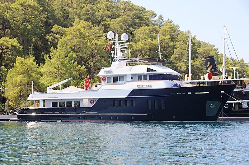 Caressa K  yacht in Gocek