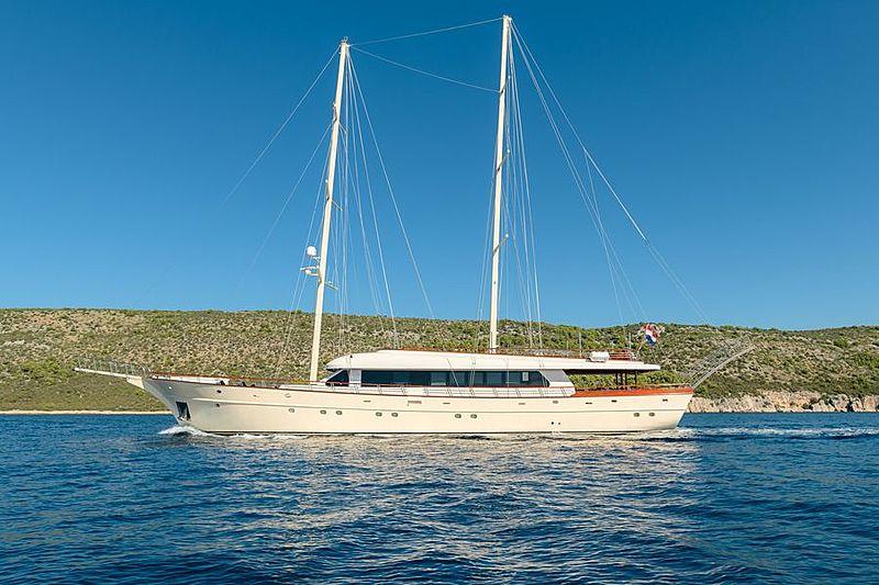 SON DE MAR yacht Odisej Shipyard