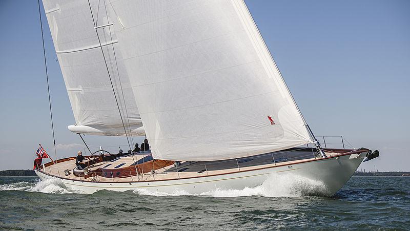 GEIST yacht Spirit