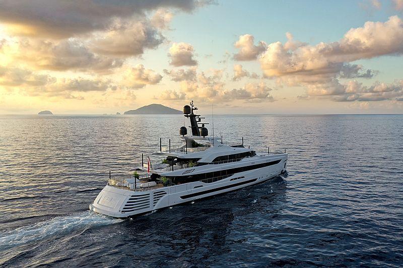 LEL yacht cruising