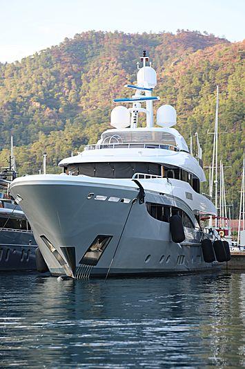Apostrophe yacht in Gocek