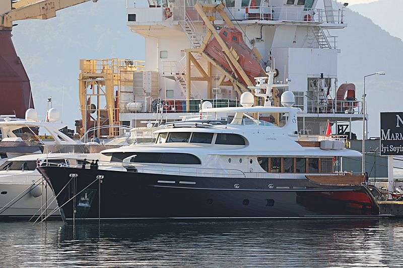 CIPITOUBA II yacht Cyrus
