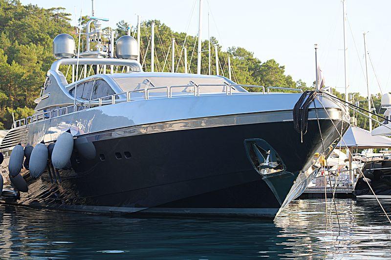 EXXTREME yacht Codecasa