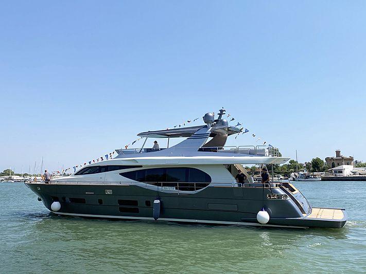 PASSION VI yacht Canados