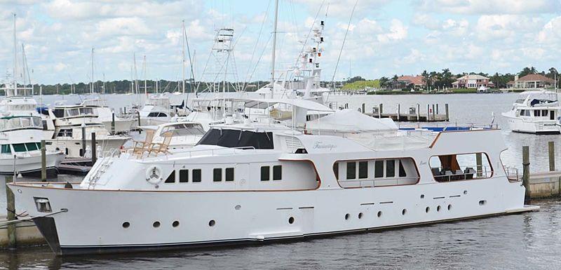 LAST ONE  yacht Benetti