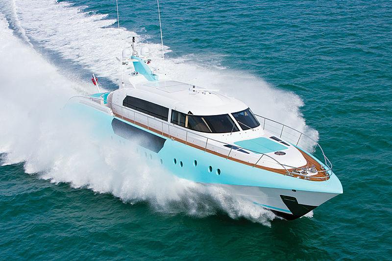 MOON GODDESS yacht Danish