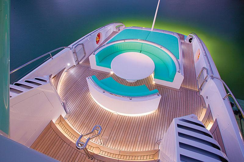 Moon Goddness yacht