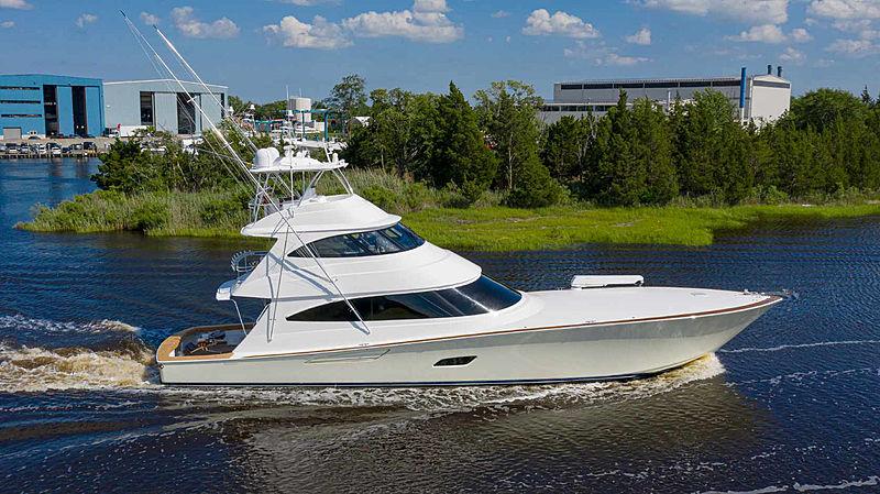 VIKING 80/735 yacht Viking Yachts