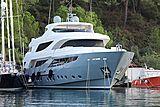 My Steel Yacht Mengi Yay Yachts