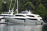 My Steel Yacht Motor yacht