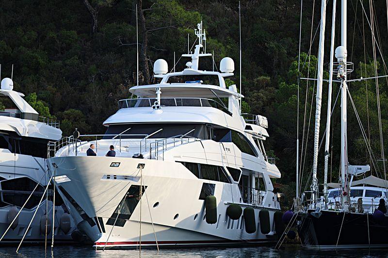 MY WAY yacht Benetti