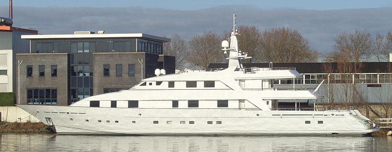 ANNA J yacht Oceanco