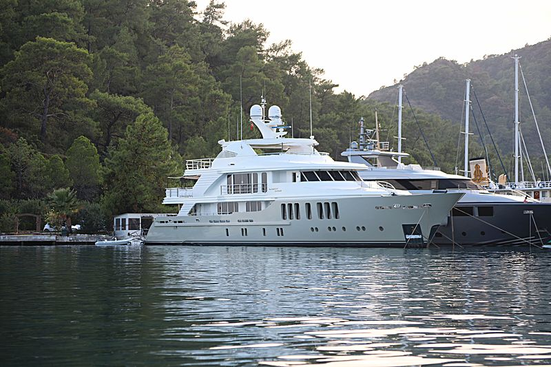 ORIENT STAR yacht CMB