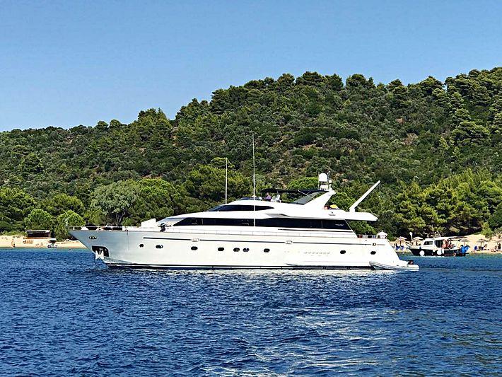 FOTINI Z  yacht Falcon