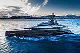 Voice yacht leaving Ancona