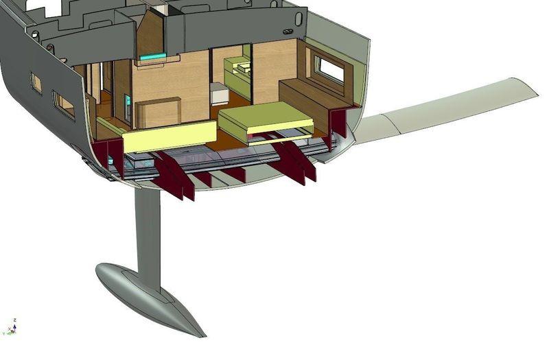 Dynamic Stability System - Baltic 142 custom loop