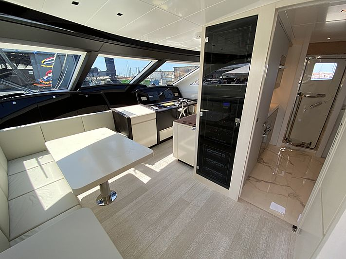 Passion VI yacht interior