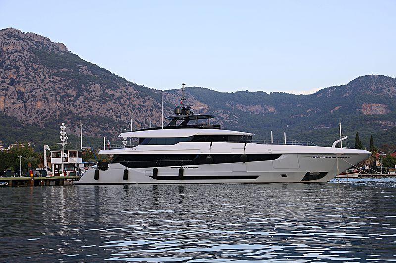 Unasola yacht in Gocek