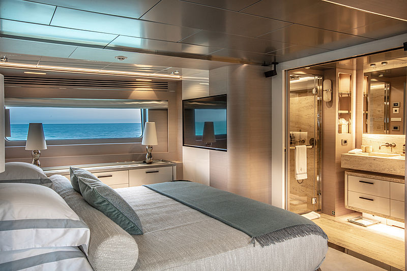 Archipelago yacht interior