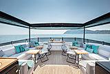 Archipelago yacht sundeck